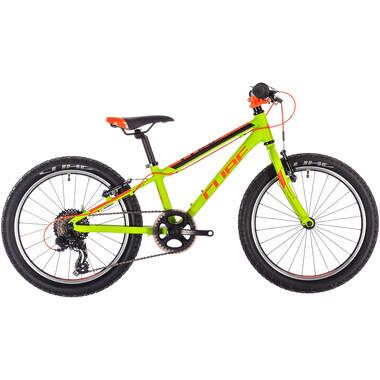 """VTT CUBE ACID 200 20"""" Vert/Orange 2020"""